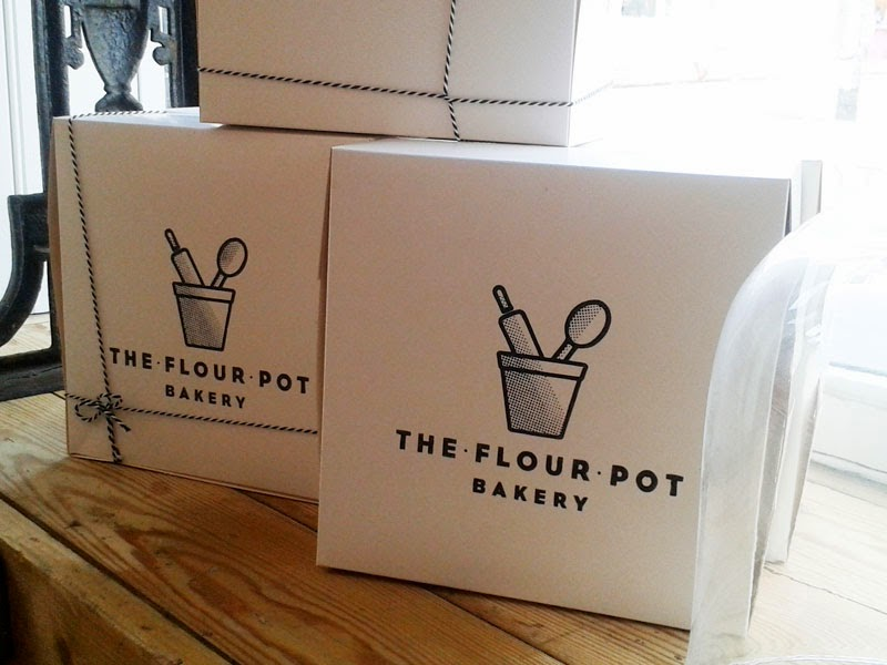 The Graphic Foodie & REVIEW: Flour Pot Bakery Brighton | The Graphic Foodie ...