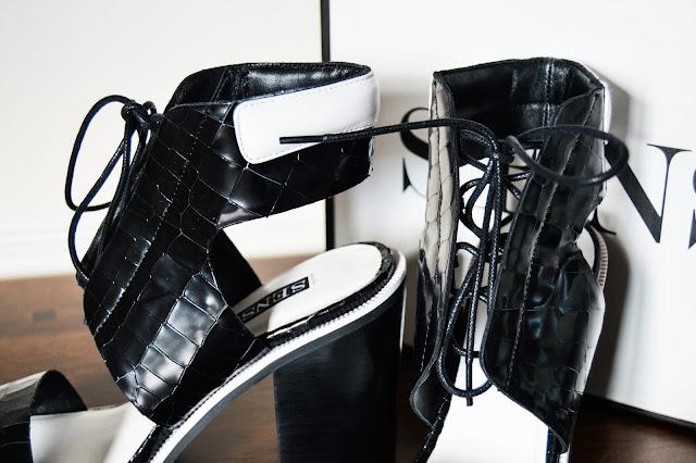 Senso Riley Heels Fashion Blogger