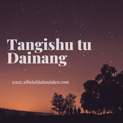 lirik dan chord lagu batak sedih tentang orangtua tangishu tu dainang