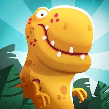 Dino Bash (MOD, Unlimited Gold) APK Download