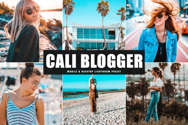 Free Download Cali Blogger Mobile & Desktop Lightroom Preset