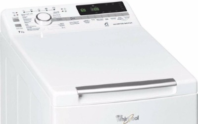 Whirlpool bovenlader wasmachine