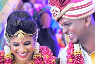 Malaysian Indian wedding Highlights Of Mr.Panir Selvam & Dr.Then Moli