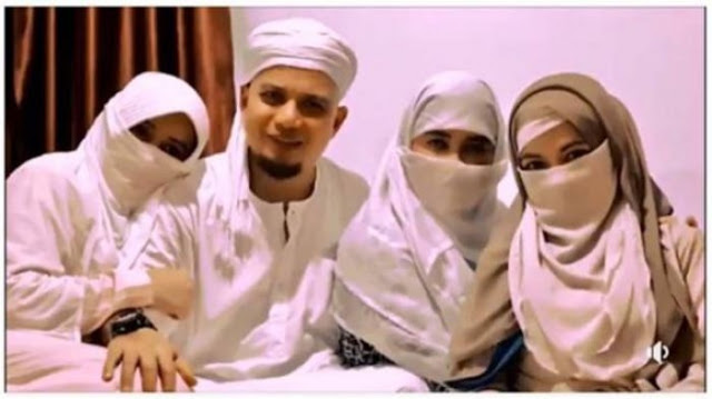 Ustadz Arifin Ilham Diserbu Liberalis, Guntur Romli: Riya', Pamer Koleksi Istri di Tengah Tragedi Rohingya