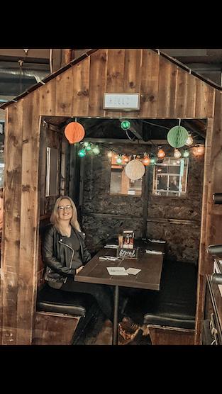 Pieminister Leeds booth national pie week