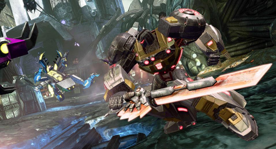 Facultad de Agronomía y Agroindustrias: Transformers: Fall