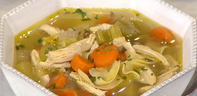 Resep Sop Ayam Bening Enak Bumbu Sederhana