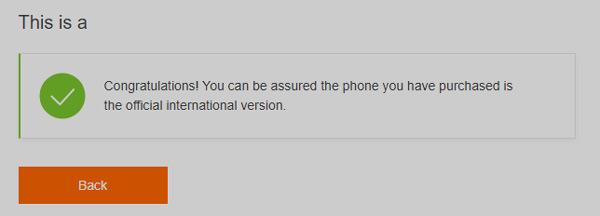هاتف شاومي نسخة عالمي