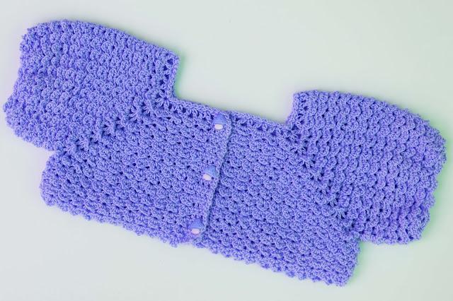 5-Crochet Imagen Canesú para vestido a crochet y ganchillo por Majovel Crochet