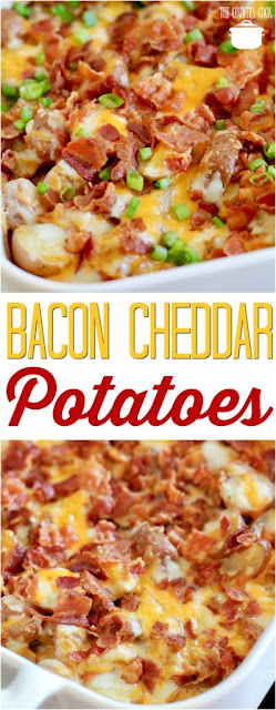 Bacon Cheddar Potatoes