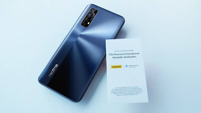 root and install twrp realme 7
