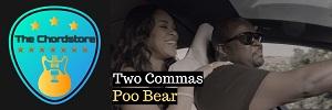 Poo Bear - TOW COMMAS Guitar Chords