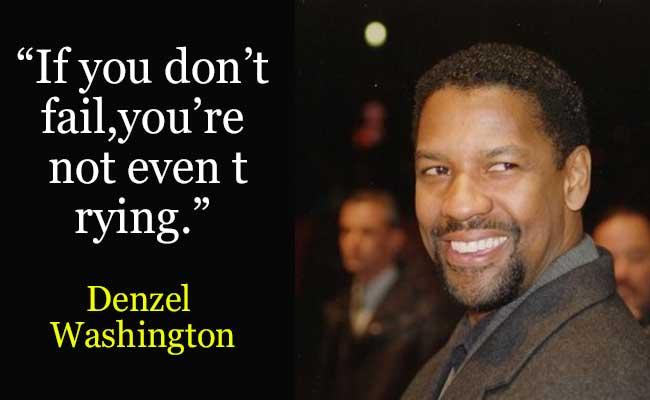 Denzel Washington Quotes 5