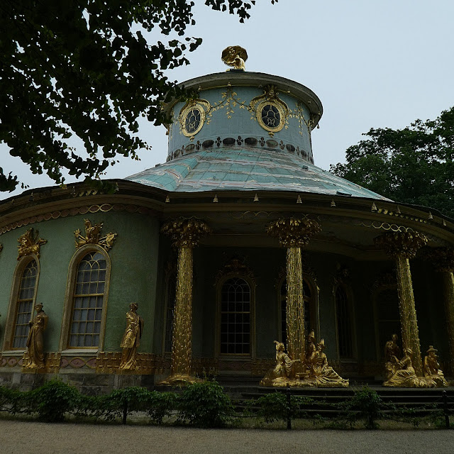 Park Sanssouci - Chinese Tea House