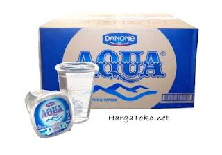 Harga Aqua Gelas
