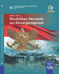 Buku PPKN Guru Kelas 8 k13 2017