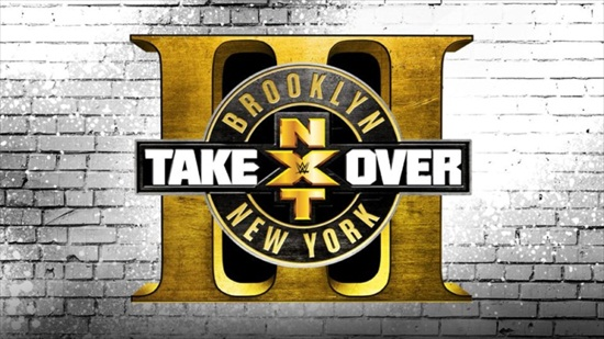 WWE NXT TakeOver Brooklyn III 2017 WEBRip 480p 500MB