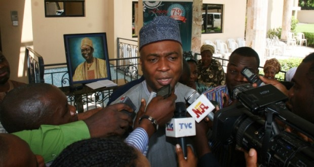 I Regret Ekweremadu's Emergence As My Deputy – Saraki Laments