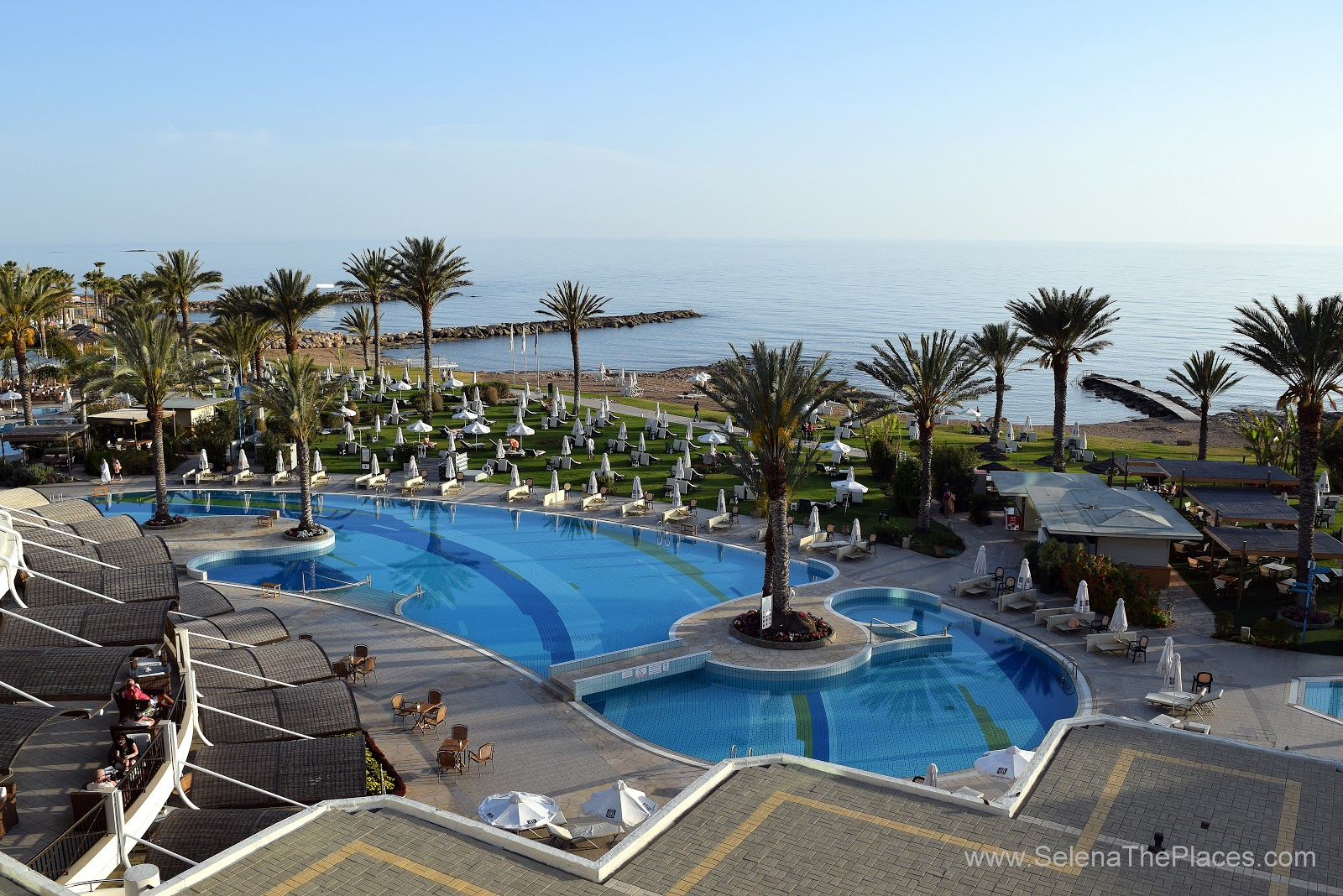 Resort Holiday in Paphos, Cyprus