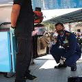 Danlanud Sulaiman Kolonel Pnb M Nurdin Ikuti Pemusnahan 20 Ribu Botol Miras