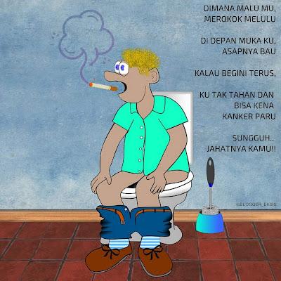 Meme tentang rokok buat para perokok