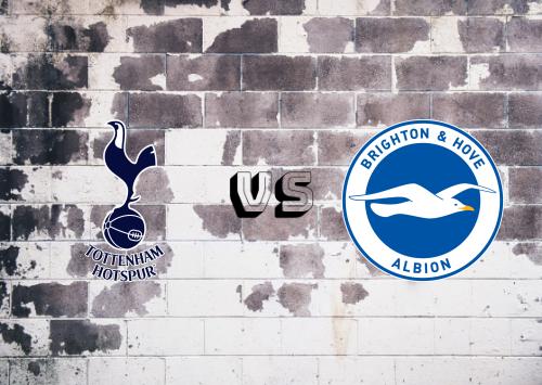 Tottenham Hotspur vs Brighton & Hove Albion  Resumen y Partido Completo