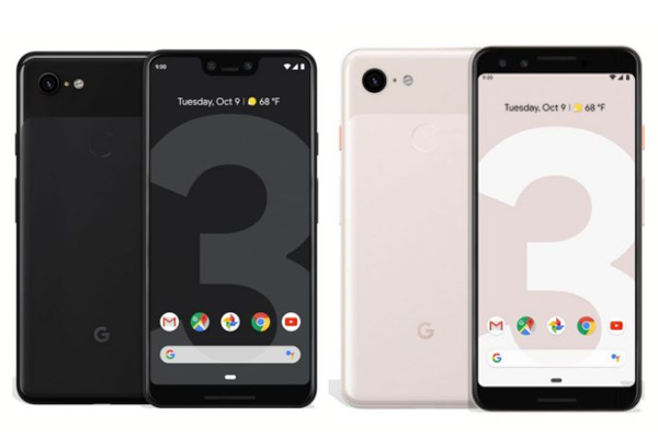 Google Pixel 3 and Pixel 3 XL goes official with Dual front cameras, Active edge and Android 9 Pie