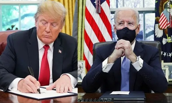 Trump's Letter to Joe Biden Trends on Twitter: What he Wrote in Letter?
