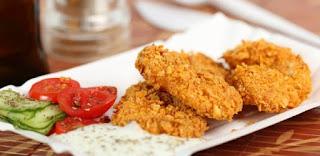 Como preparar pollo al amaranto
