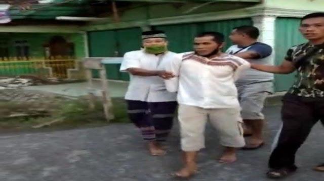 BREAKING NEWS: Dibacok Saat Salat Magrib, Imam Masjid di OKI Meninggal Setelah Dua Hari Dirawat
