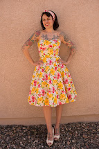 Tropical Sundresses Pattern
