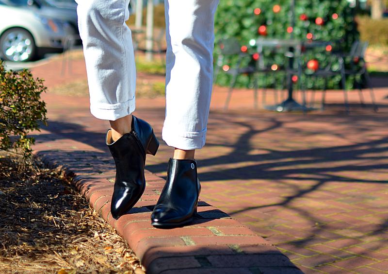 Rhea booties