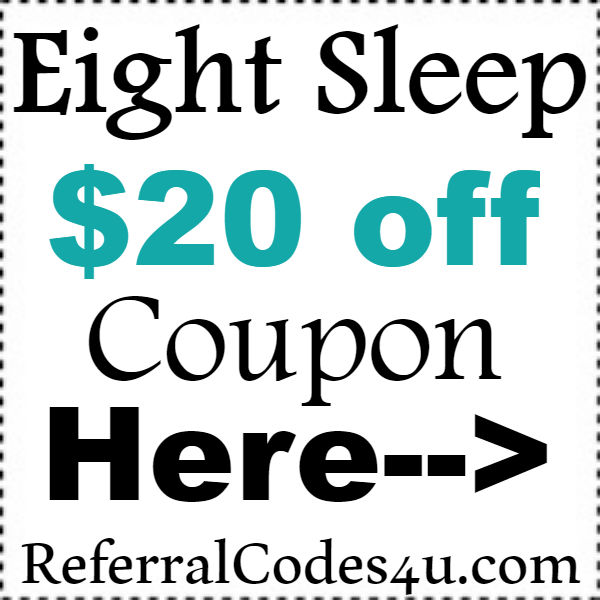 EightSleep.com Discount Code 2021-2022 EightSleep Coupons September, October, November