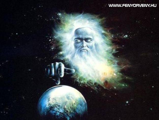 Az Egy törvénye és a Teremtés