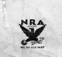 NRA We Do Out Part Advertisement