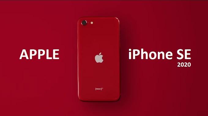 Sorteio do iPhone SE de 64 GB!
