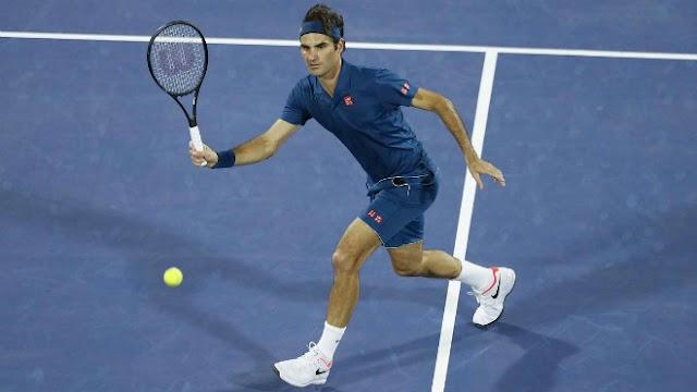 Federer lên top 5 thế giới sau chức vô địch Dubai mở rộng