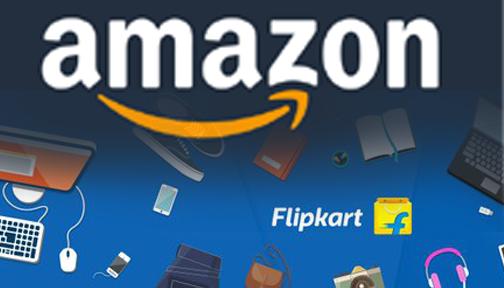 Flipkart,amazon starting open sales