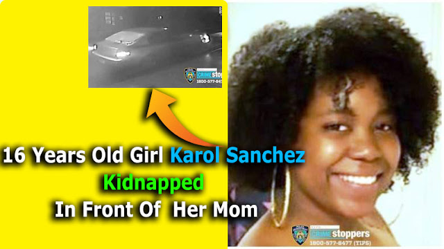 6 Years Old Girl Karol Sanchez Kidnapped In Front Of  Her Mom, Bio, Wiki, Age, Family