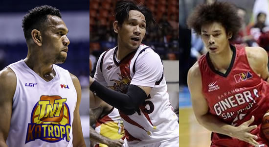 List of Salary Bonuses a PBA Player can Receive