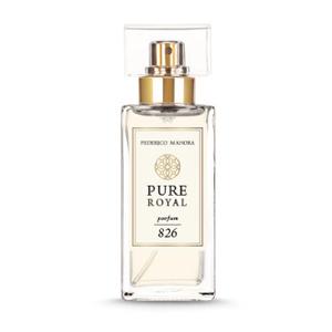 Fresh Floral Perfume FM 826