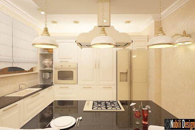 Design interior case clasice moderne - Amenajari interioare vile Constanta
