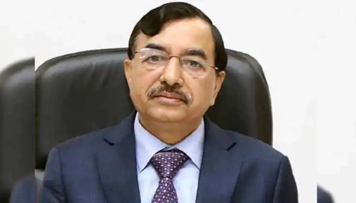 Sushil Chandra-Chief Election Commissioner