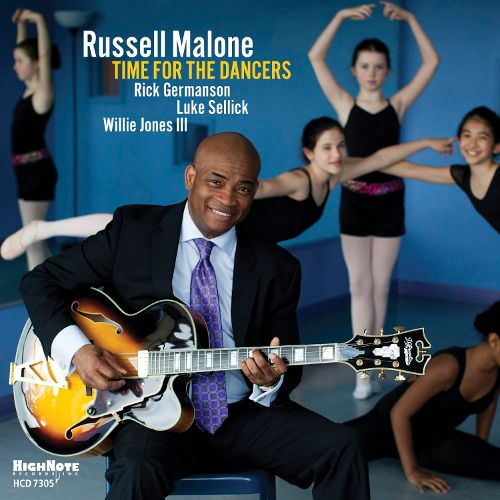 RUSSELL MALONE: TIME FOR THE DANCERS