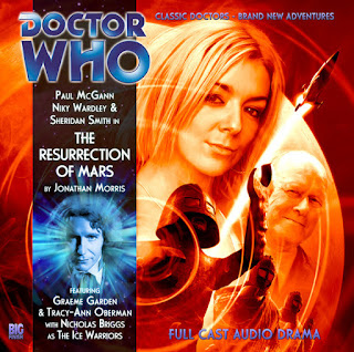 Big Finish Doctor Who The Resurrection of Mars