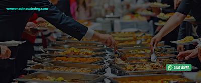Contoh Menu Catering Prasmanan Terbaru di Madina Catering Jakarta