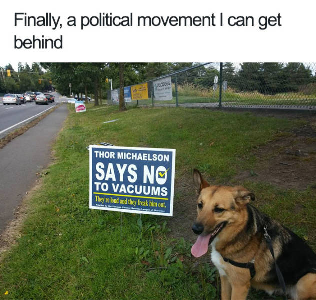 Finally, a political movement I can get behind