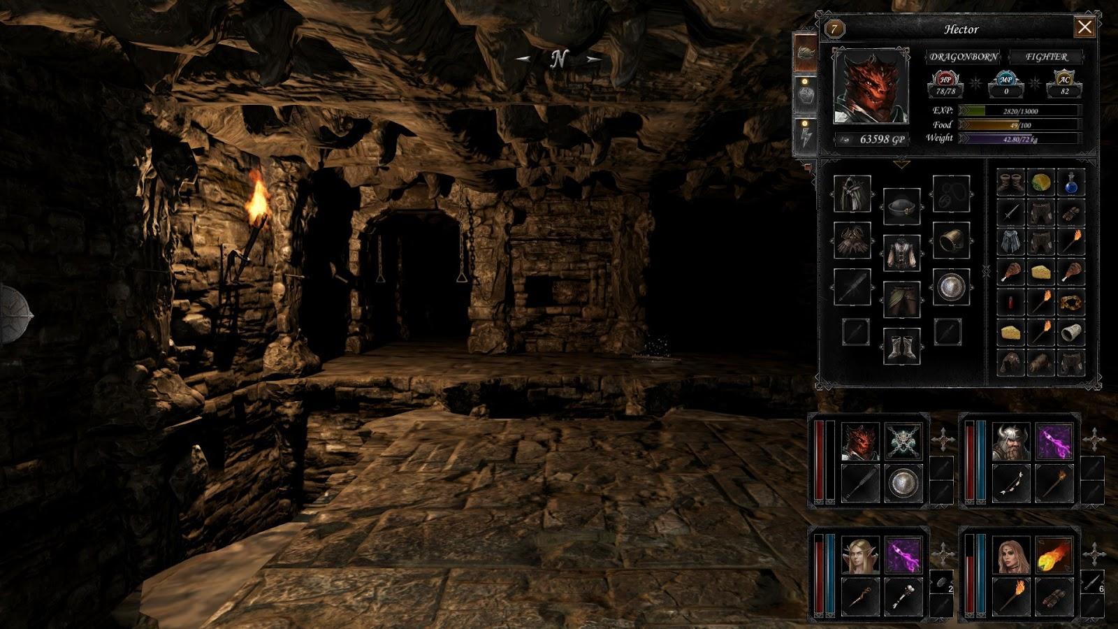 Chalgyr's Game Room: Dungeons of Dragon Knight - PC Preview