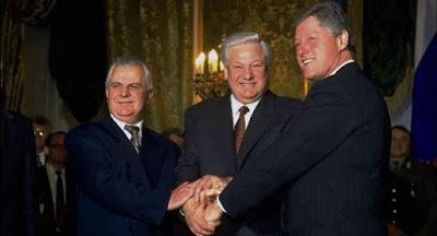 Україна вимагає проведення консультацій підписантів Будапештського меморандуму
