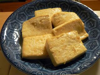 焼き豆腐完成